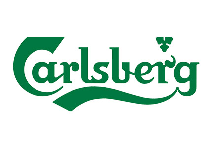 Color version of the CARLSBERG logo