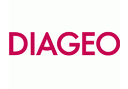Color version of the DIAGEO logo
