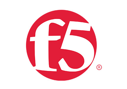 Color version of the f5 logo