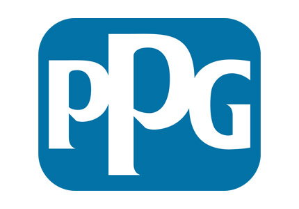 Color version of the PPG logo